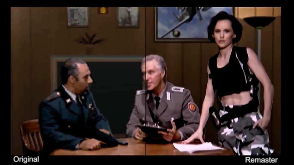 Command & Conquer: Remastered visar upp remastrade mellansekvenser