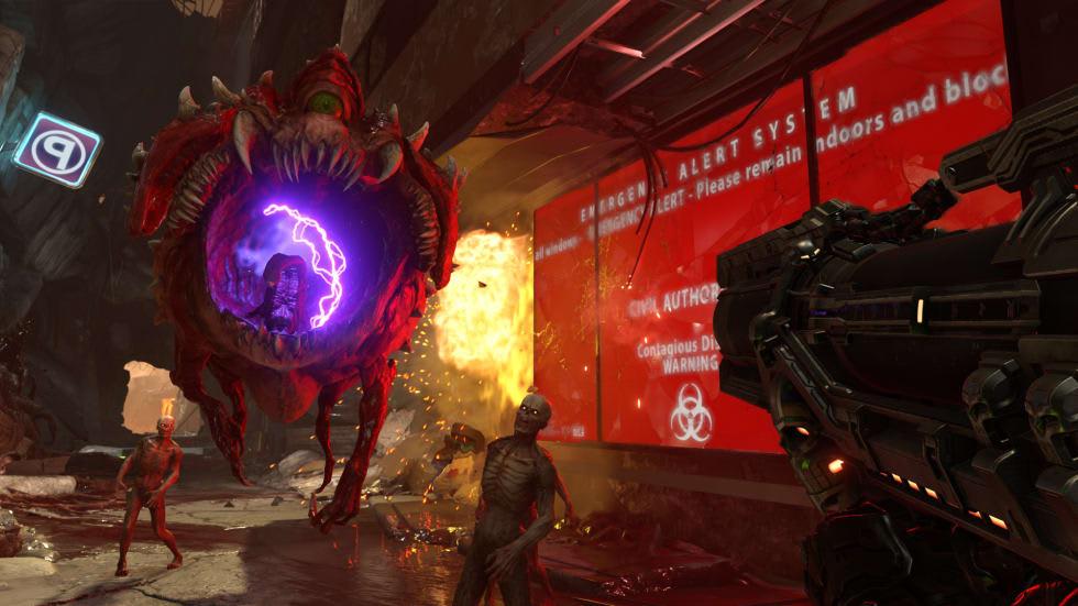 Doom Eternal kommer dumpa antifusk-mjukvaran i nästa uppdatering