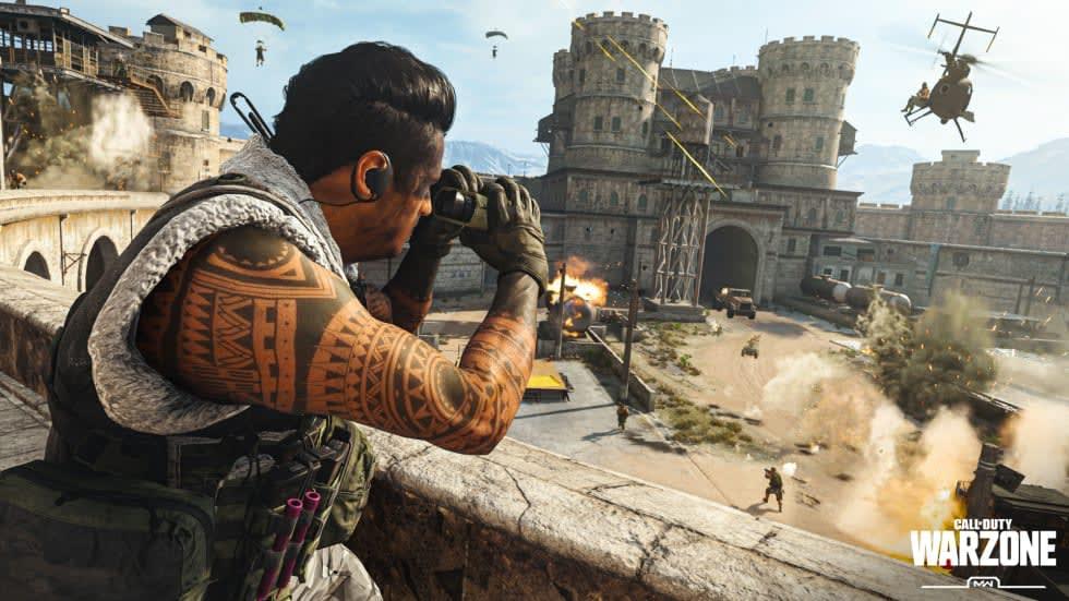 Call of Duty: Warzone firar 50 miljoner spelare