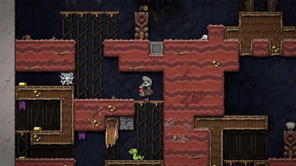 Spelunky 2 förväntas få onlinespelande i början av december