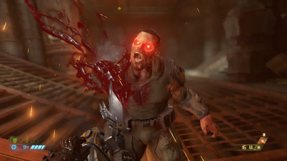 """Vi testar en av Doom Eternals """"master levels"""""""