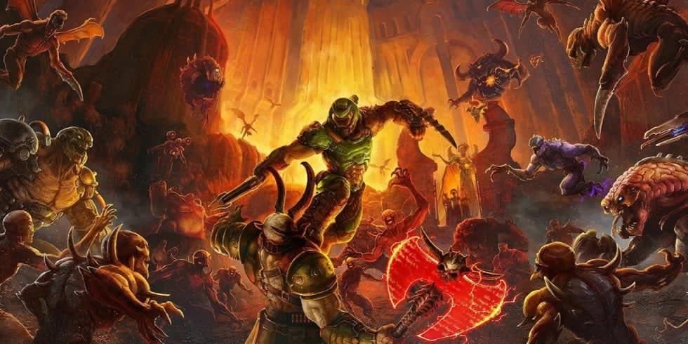 Doom Eternal – Recension