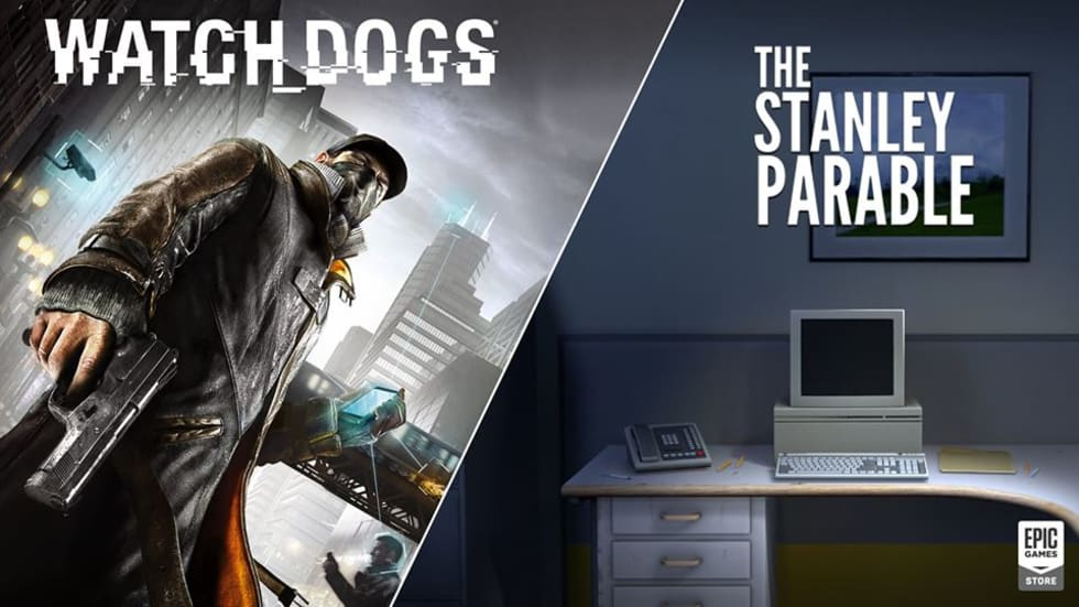 Watch Dogs och The Stanley Parable är Epic-gratis nu