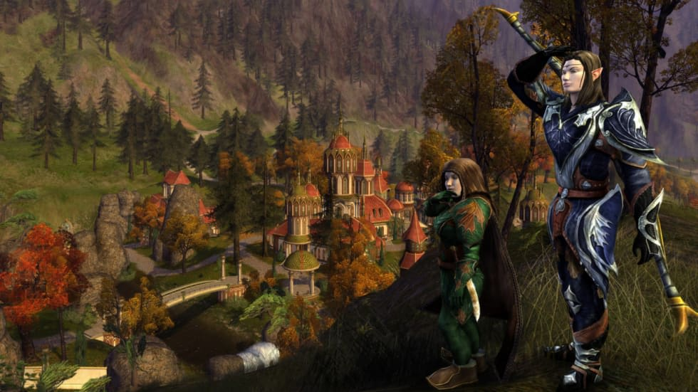 Lord of the Rings Online kommer få grafisk översyn inför Amazons tv-serie