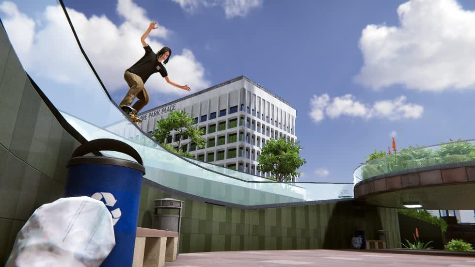 Skater XL lämnar early access i juli, kolla in nya trailern!