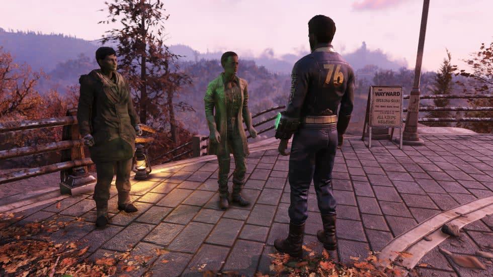 Här är lanseringstrailern för Fallout 76: Wastelanders