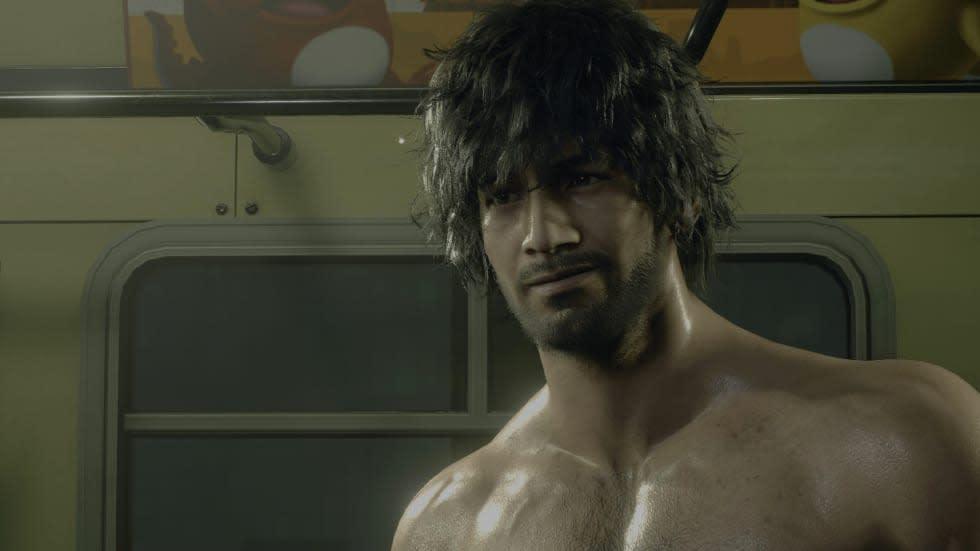 Äntligen kan Carlos ta av sig tröjan i Resident Evil 3 tack vare moddare