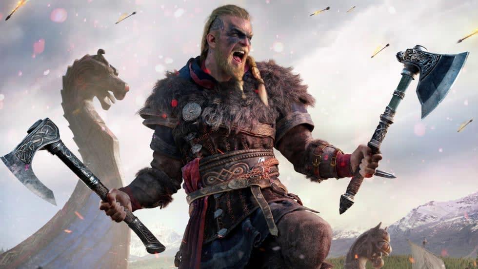 Assassin's Creed Valhalla visar upp sig i ny storytrailer