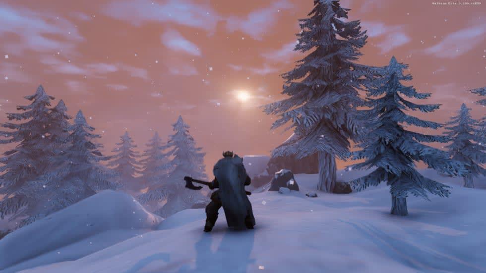 Svenska överlevnadsspelet Valheim early access-debuterar i februari