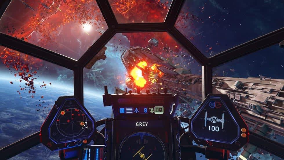 """EA har """"inga planer"""" för Star Wars: Squadrons-dlc"""