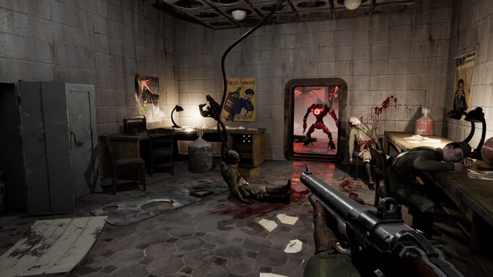 Atomic Heart är ett ryskt fps som påminner om Bioshock och Nier: Automata