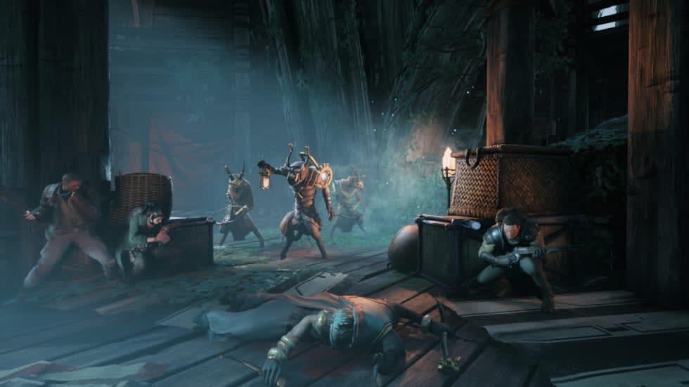 Darksiders 3-utvecklarnas Remnant: From the Ashes visar upp sig i ny trailer