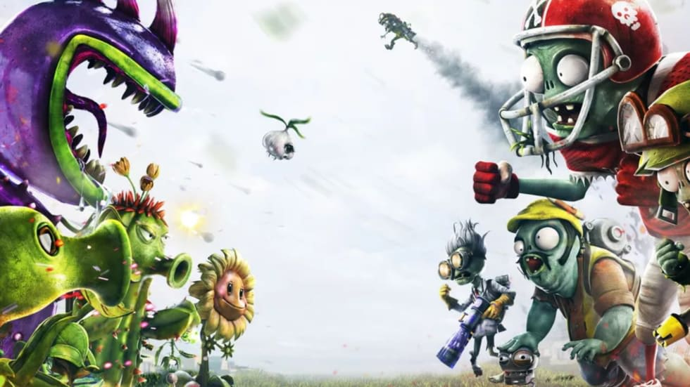 Plants vs. Zombies: Garden Warfare 3 verkar heta Plants vs. Zombies: Battle for Neighborville