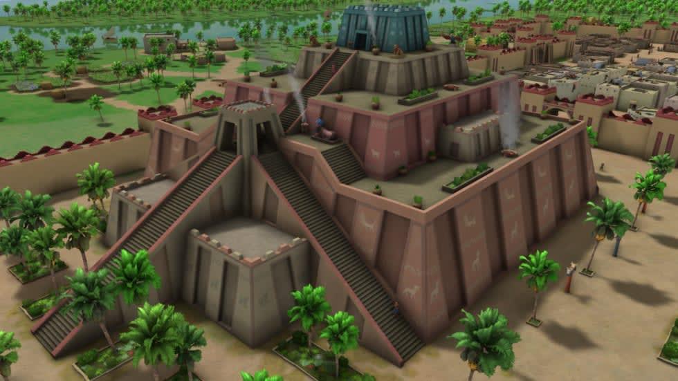 Ännu en historisk stadsbyggare – kolla in early access-titeln Sumerians