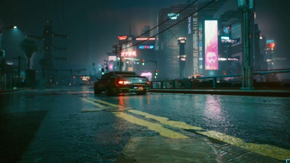 Cyberpunk 2077s nya patch är ute nu och ska göra spelet mer stabilt