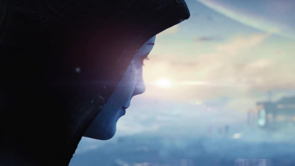 Bioware listar veteraner som jobbar på nya Mass Effect