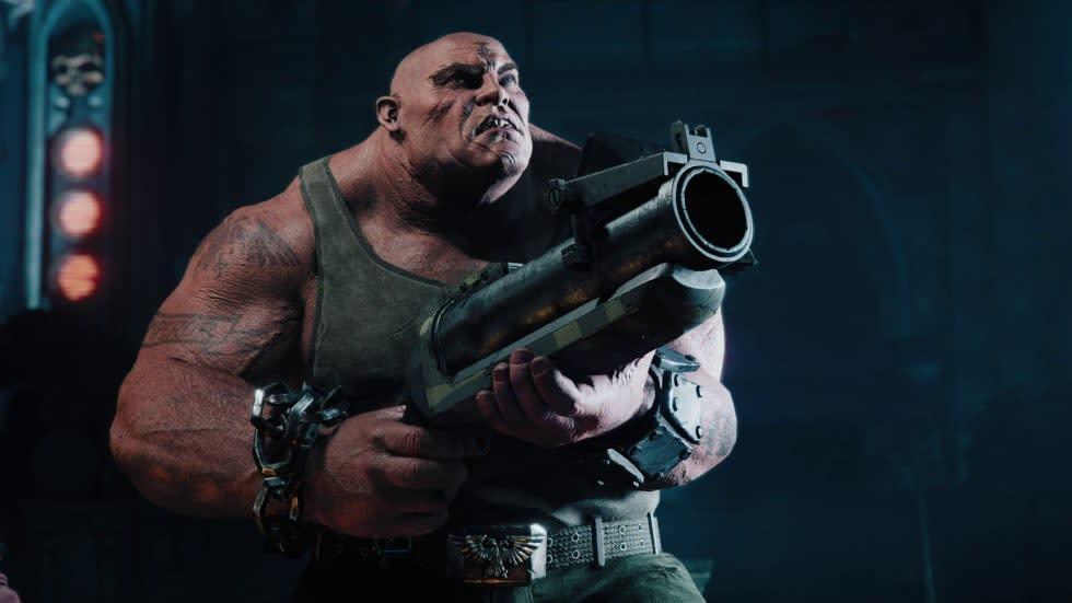 Kolla in de första spelsekvenserna från Warhammer 40 000: Darktide