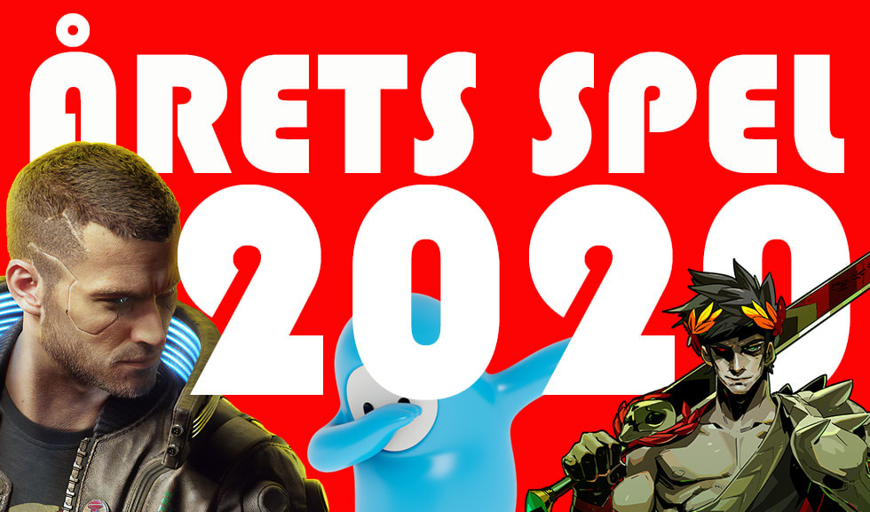 PC Gamer utser årets spel 2020
