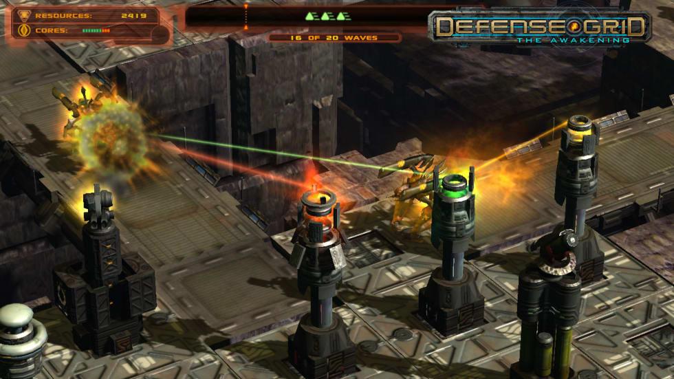 Defense Grid: The Awakening är dagens gratis julklapp från Epic