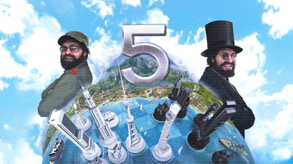 Tropico 5 är gratis på Epic Games Store idag
