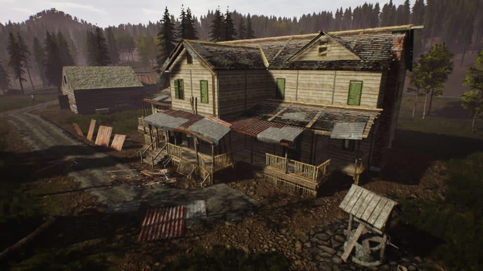 Är Stardew Valley för gulligt? Kolla in Ranch Simulator!