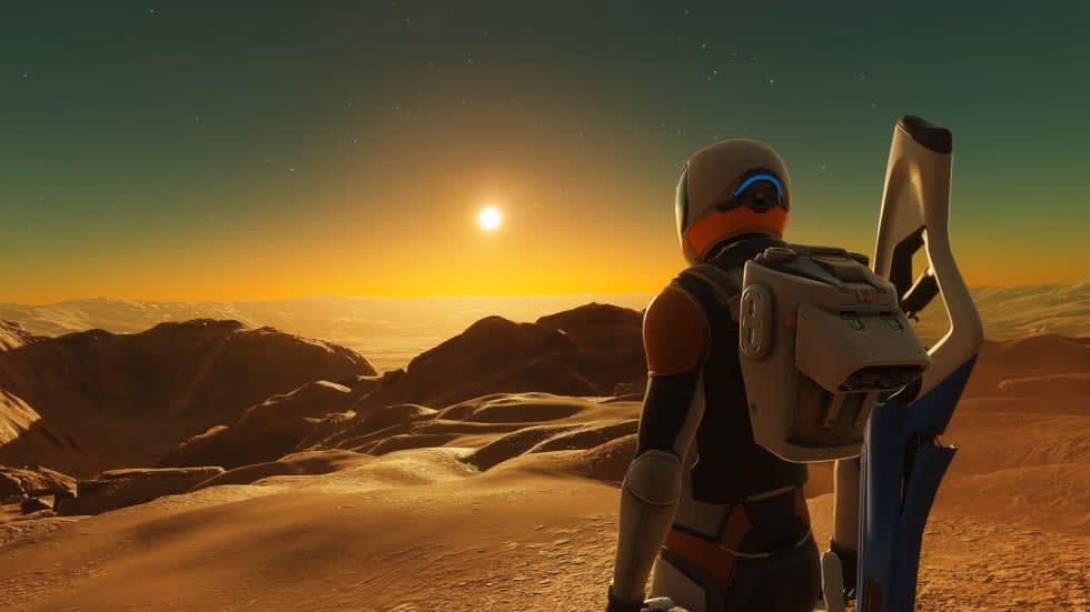 Elite Dangerous: Odyssey försenas, men bara lite grann