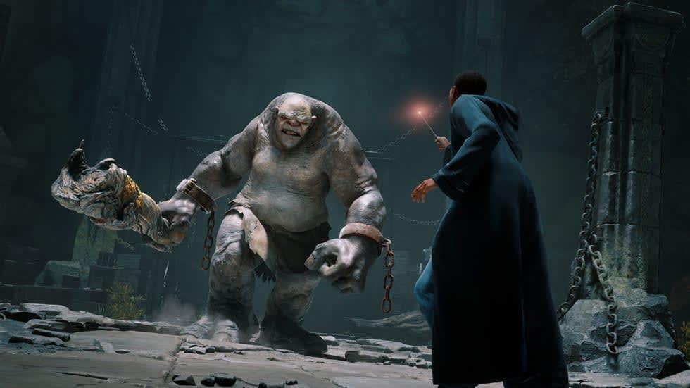 Harry Potter-spelet Hogwarts Legacy försenas till 2022