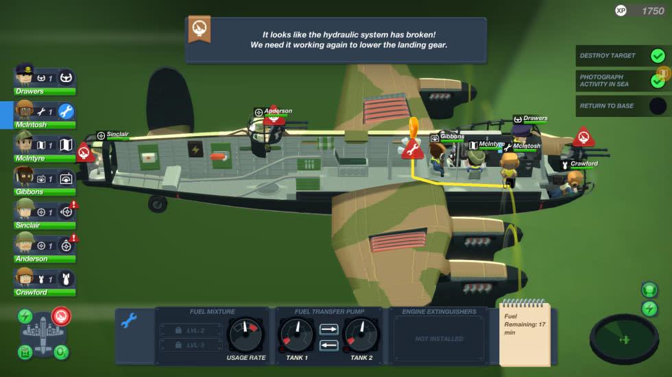 Humble har dragit igång vinterrea, skänker bort Bomber Crew!