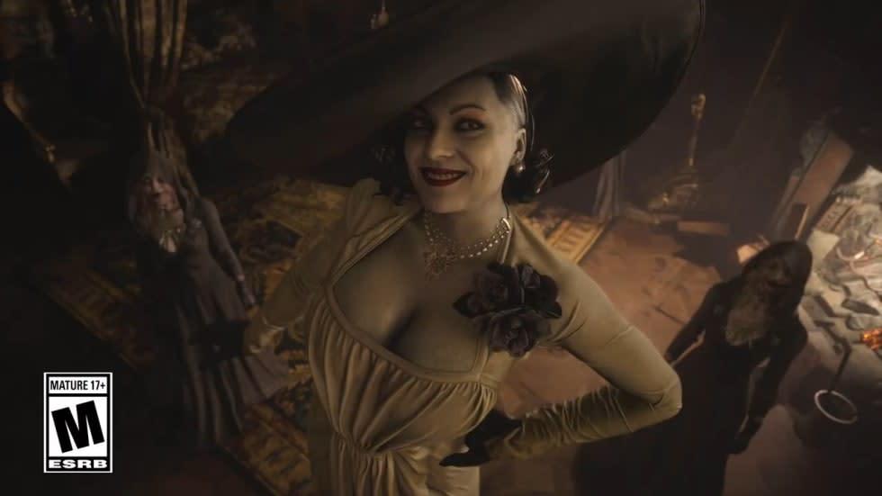 Kolla in nya Resident Evil Village-teasern inför nästa veckas presentation