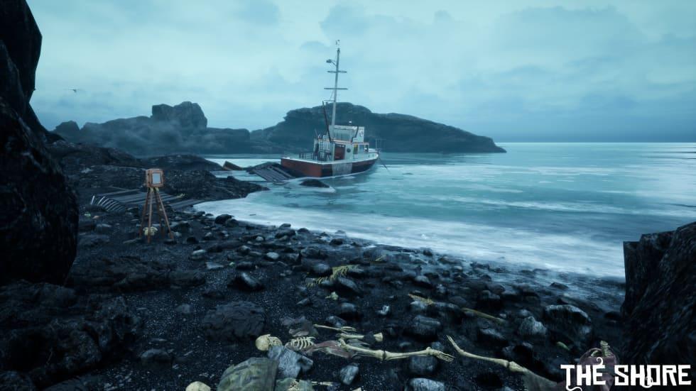 Cthulhu-doftande The Shore släpps inom kort, kolla in nya trailern!