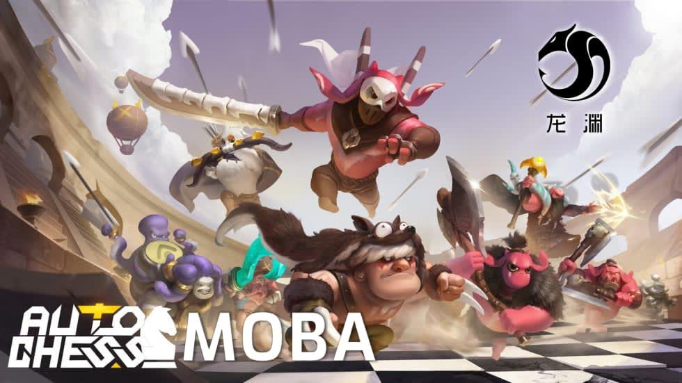Cirkeln är sluten – Auto Chess Moba har annonserats!