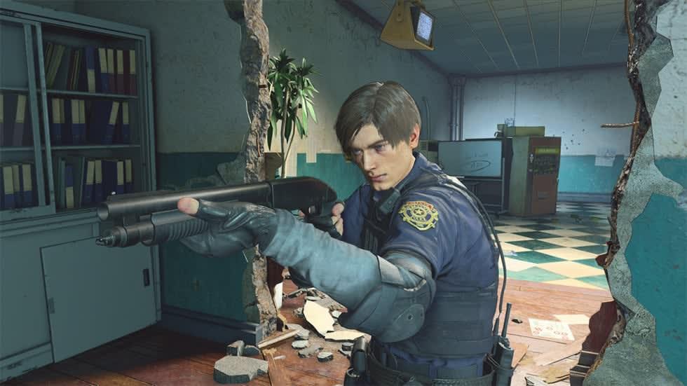 Re: Verse är ett deathmatch-spel med Resident Evil-seriens mest kända ansikten