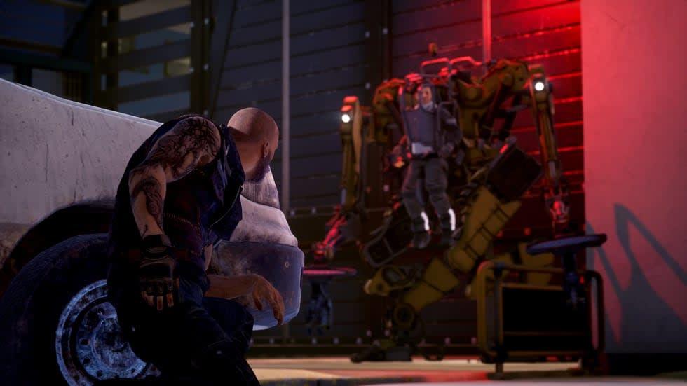 Werewolf: The Apocalypse  – Earthblood visar upp sig i ny gameplay-trailer