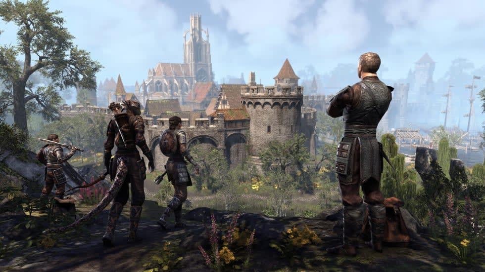 Nästa The Elder Scrolls Online-expansion släpps den 1 juni, kolla in trailern!