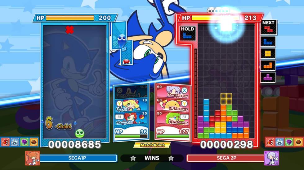 Puyo Puyo Tetris 2 kommer till Steam den 23 mars