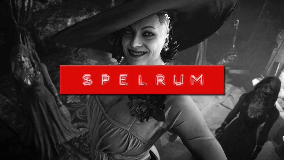Bild för avsnitt 27 av podcasten Spelrum.