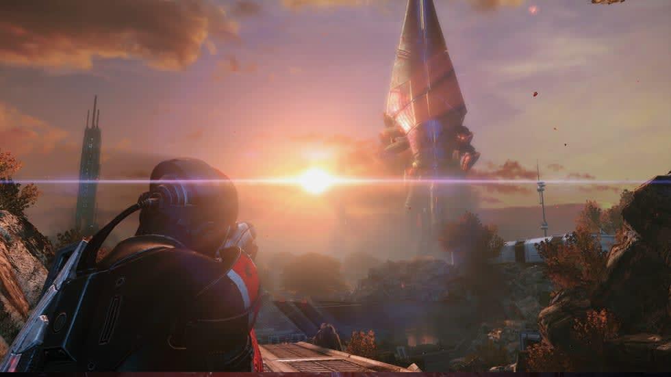 """Mass Effect Legendary Edition kommer göra bosstrider """"mer rättvisa"""""""