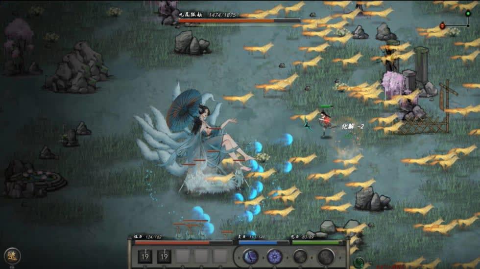 Kinesiska sandlåderollspelet Tale of Immortal gör storsuccé på Steam