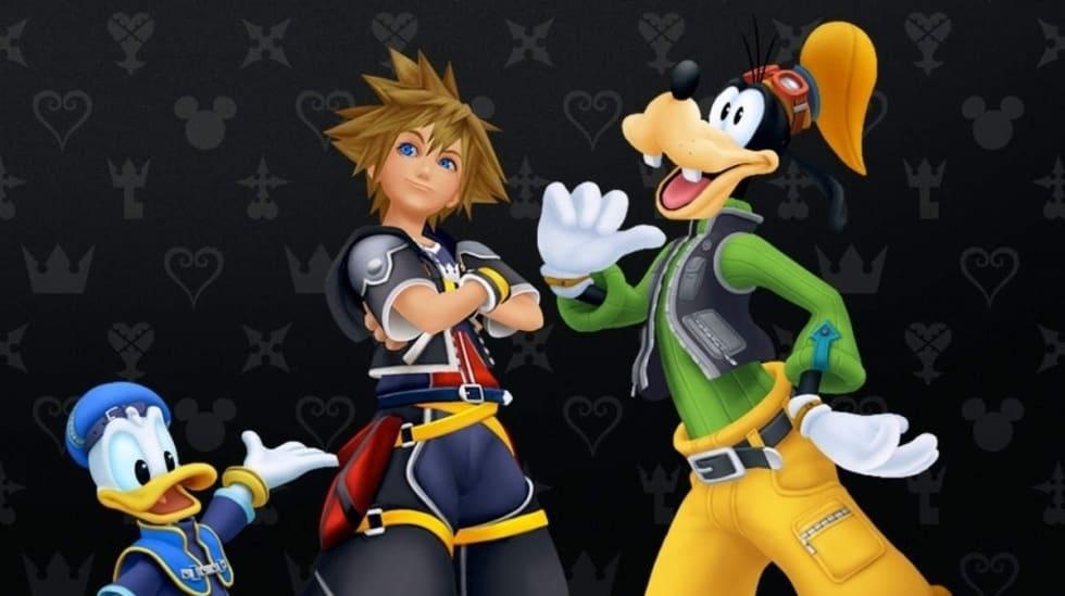 Äntligen! Kingdom Hearts-serien kommer till pc