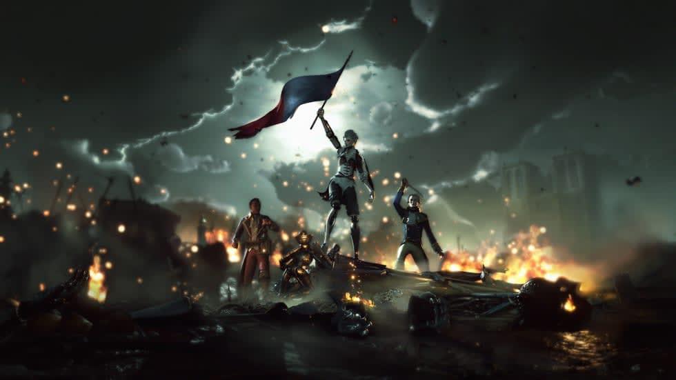 Greedfall-utvecklarna söker speltestare för Steelrising
