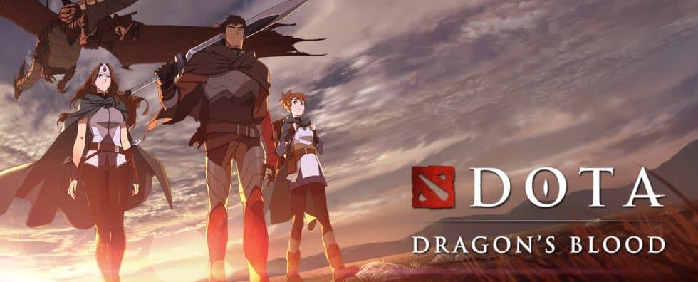 Dota får animerad Netflix-serie för att varför inte?