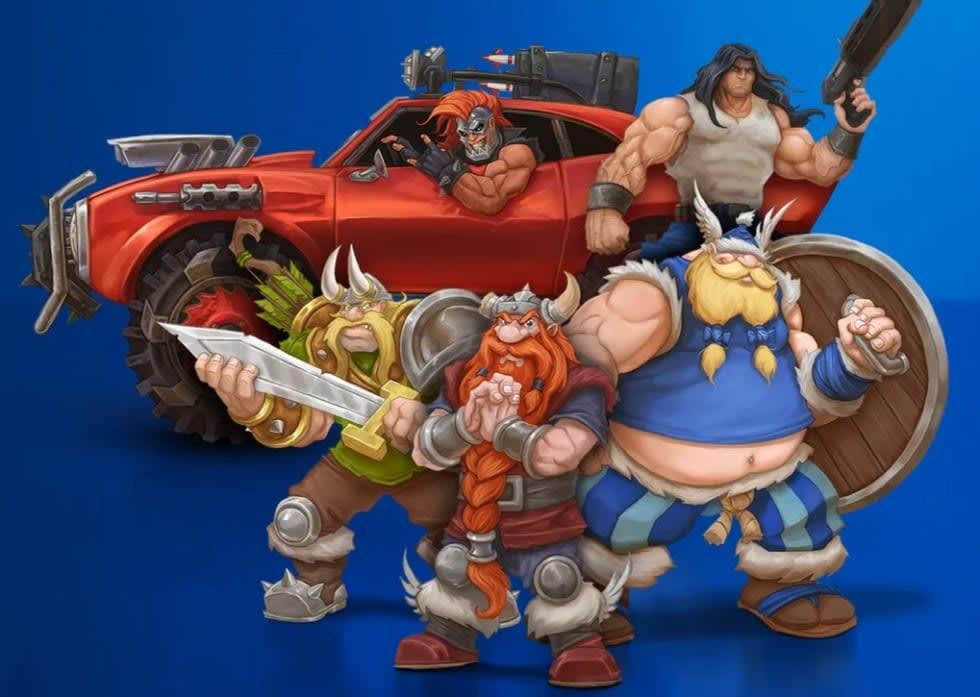 Blizzard Arcade Collection samlar tre klassiska Blizzard-spel