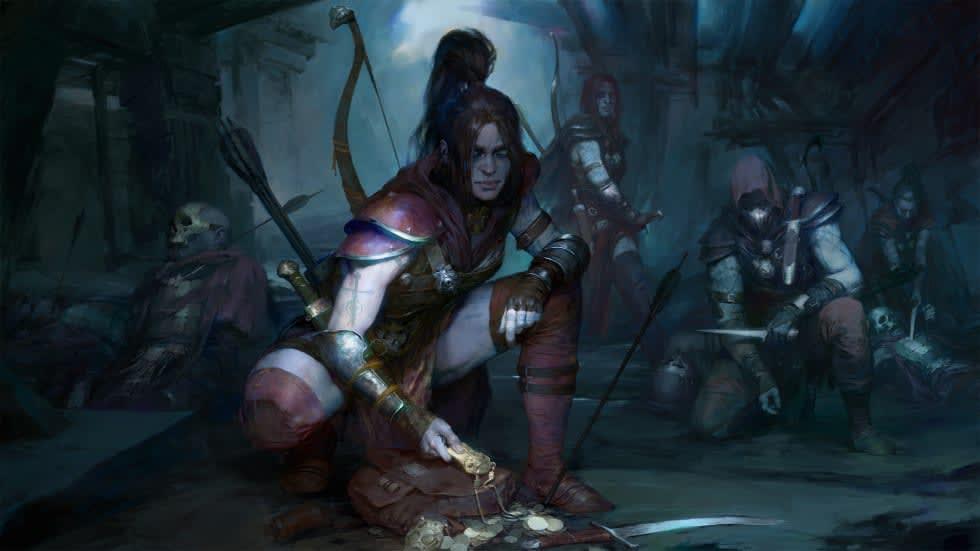 Diablo 4 får spelbar rogue-klass, kolla in trailern!