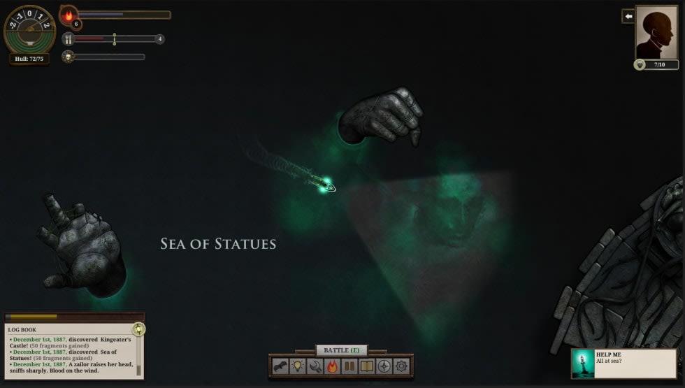 Sunless Sea är veckans gratisspel på Epic Games Store