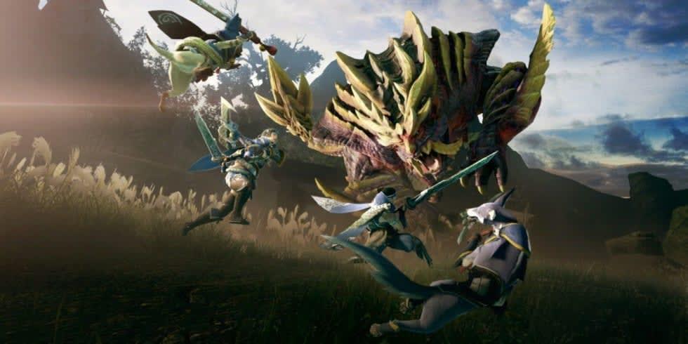 Monster Hunter Rise – Recension