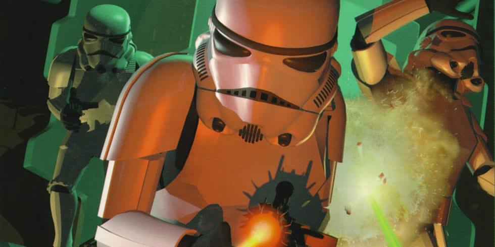 Star Wars: Dark Forces – Spelar just nu