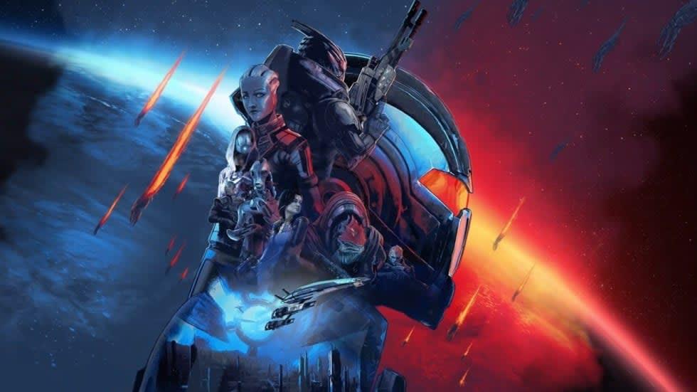 Mass Effect – Om rymd-Jesus och underskattade avslut