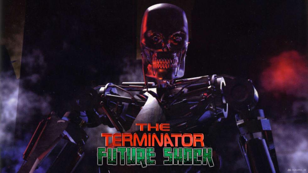 Terminator: Future Shock – Jakten på de försvunna spelen, del 5