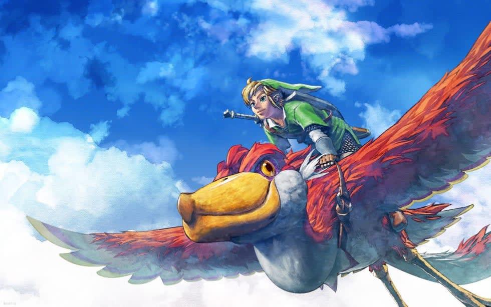 The Legend of Zelda: Skyward Sword HD – Recension