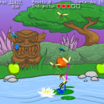Frog Fractions: Game of the Decade Edition har släppts till Steam